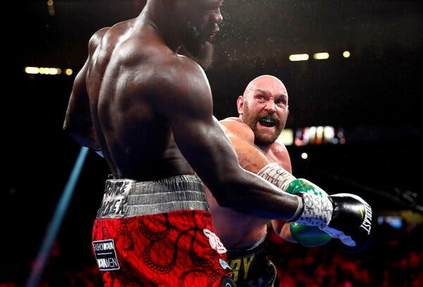 """""""I always said I was the best in the world and he was the second best,"""" Fury said. """"Don't ever doubt me. When the chips are down, I will always deliver."""""""